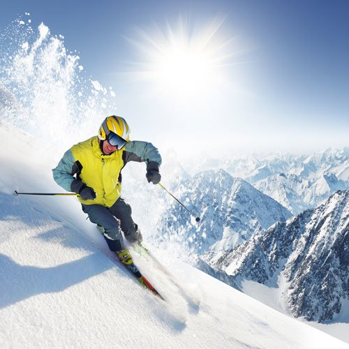 Skiing and Investing