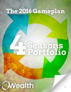 The 2016 GamePlan: 4-Seasons Portfolio
