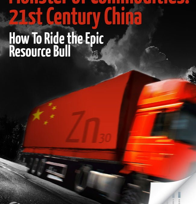 Monster of Commodities: 21st Century China