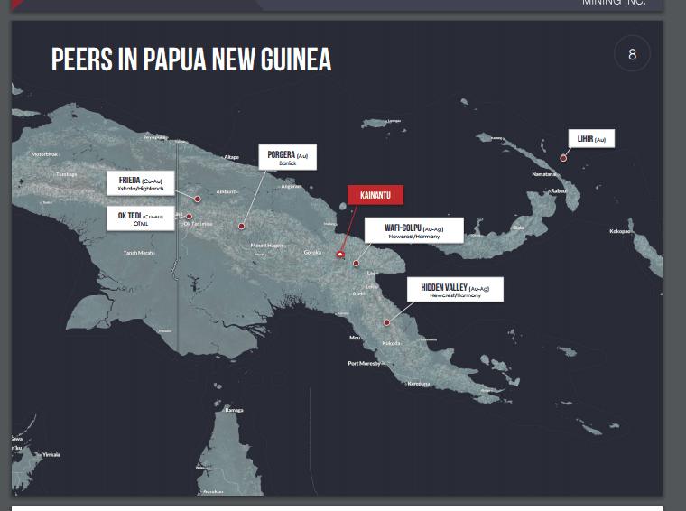 Peers in Papua New Guinea