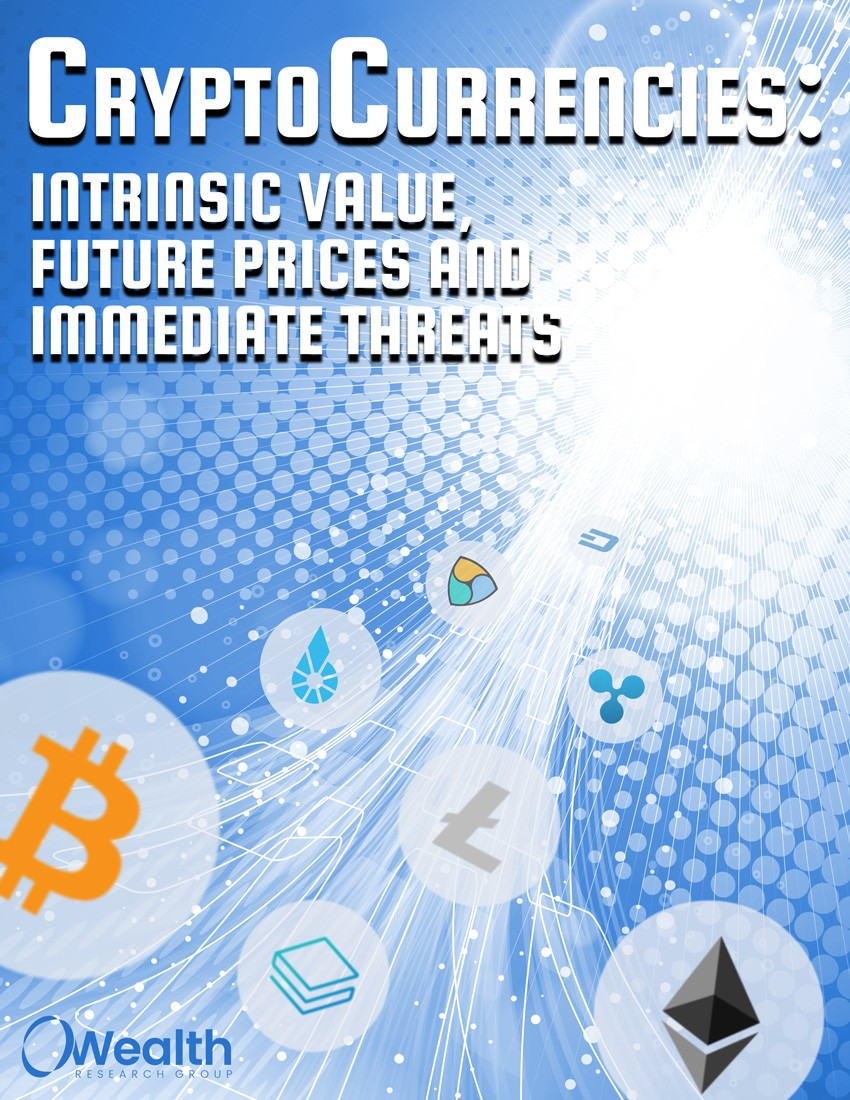 Cryptocurrencies: Intrinsic Value, Future Prices, and Immediate Threats
