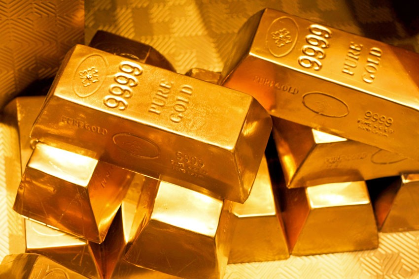WALKING INTO A TRAP: Gold Confiscation – GUARD IT AT ALL COST!