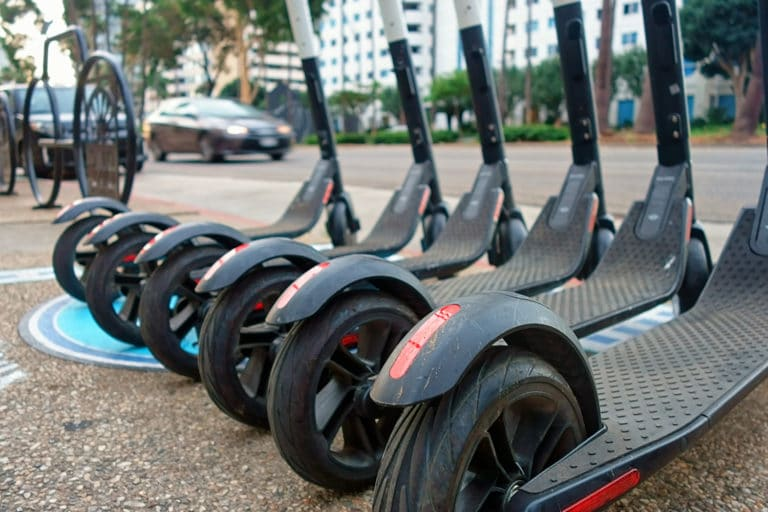 Investors are Betting on E-Scooters and Micromobilty in the RideShare Economy