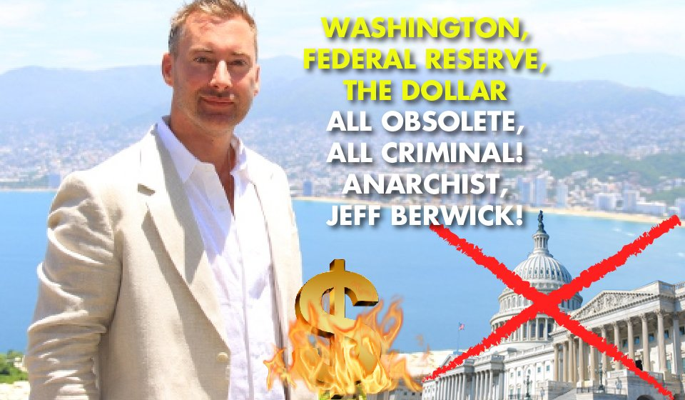 THE BANKS ARE ALL GOING TO IMPLODE: Jeff Berwick on the Failure of the Fiat Regime