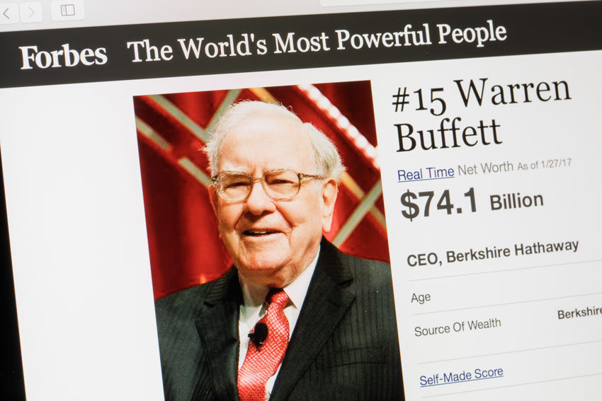 JUST GETTING STARTED: Buffett Wants MORE GOLD!