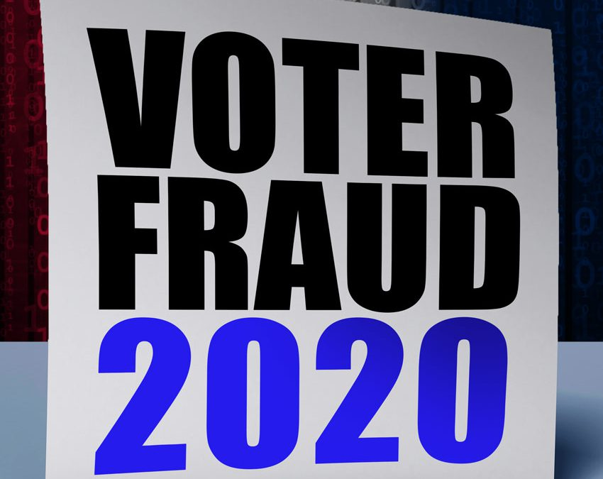 Voter Fraud 2020: Allegation Summary